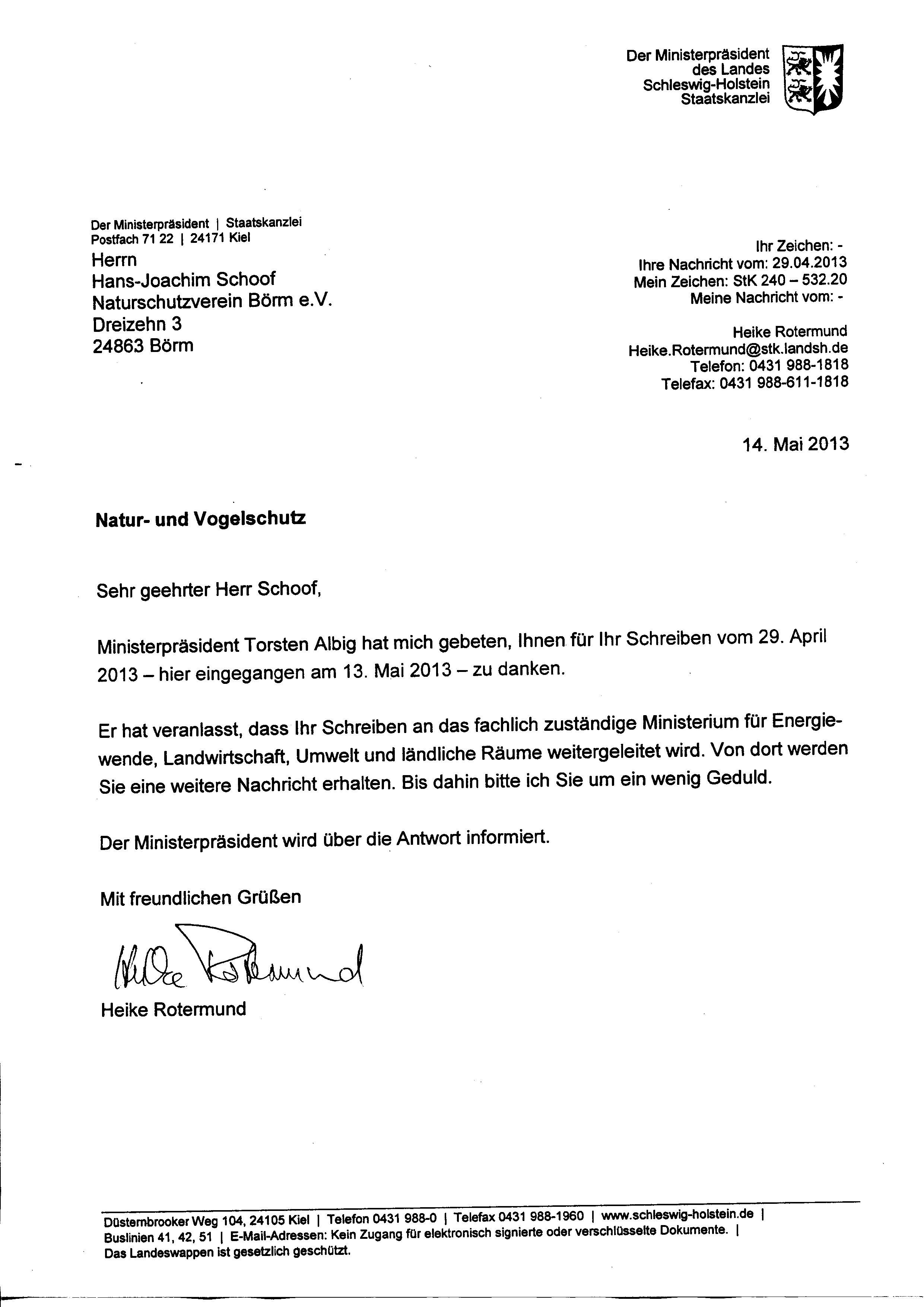 Naturschutzverein Börm e.V. - Aktionen