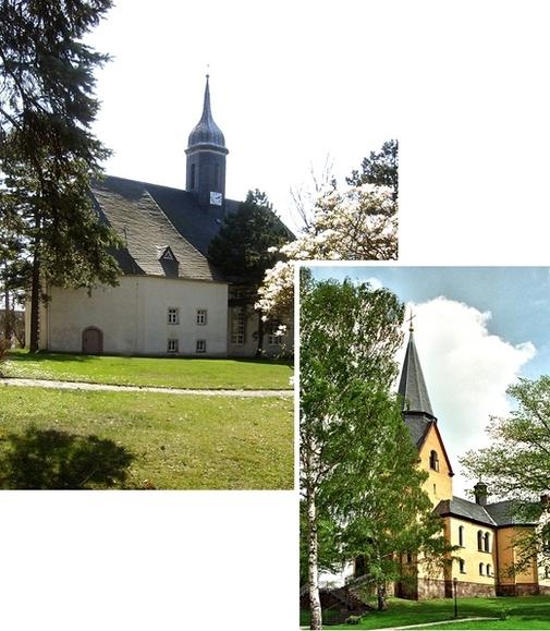 Kirchen Limbach und Kändler 2018