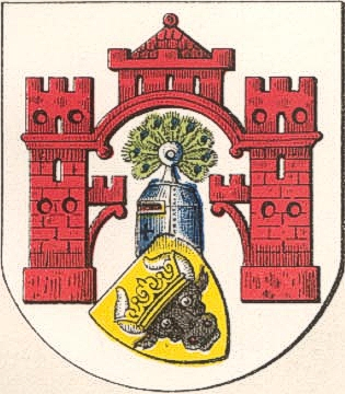 Wappen um 1900