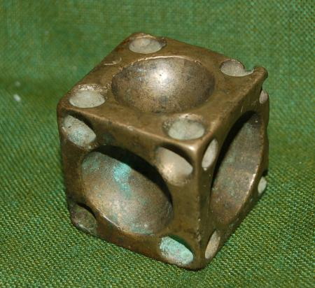 Bronze - Schmuckherstellung