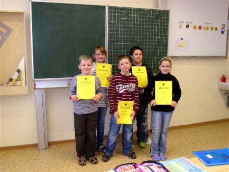 Klasse 3 Mathe
