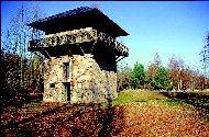 Römerturm bei Taunusstein-Orlen