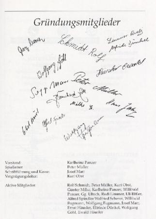 unterschrift gründungsmitglieder