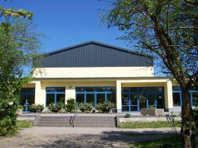 Kulturhaus Kyritz - Frontansicht