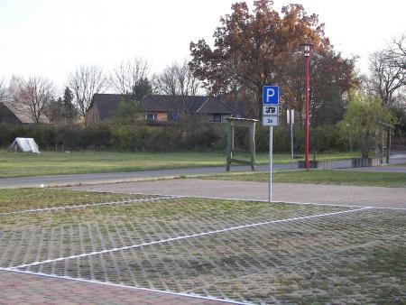 Wohnmobilstellplatz in Dahme