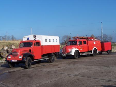 Alte Fahrzeuge