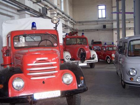 Museumsfahrzeuge