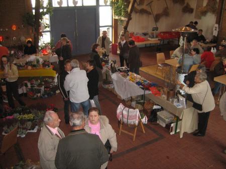 Herbstmarkt in der Dorfscheune