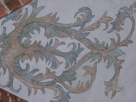 (12) Deckenmalerei