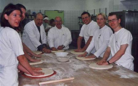 Bäcker des 3. Ausbildungsjahres