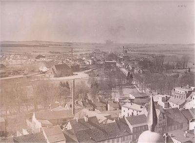 alte Ansicht Wittstock