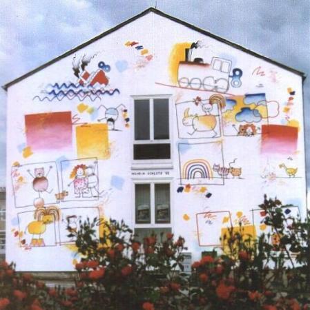 Stadtgalerie I, 1995, Wilhelm Schlote