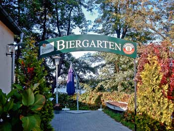 Biergarten