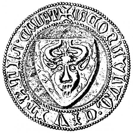 Siegel von 1399