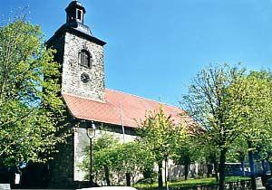 Ummendorger Steinkirche