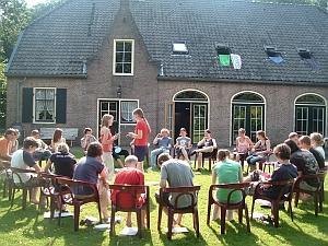 Jugend auf Sommerfahrt in den Niederlanden 2007