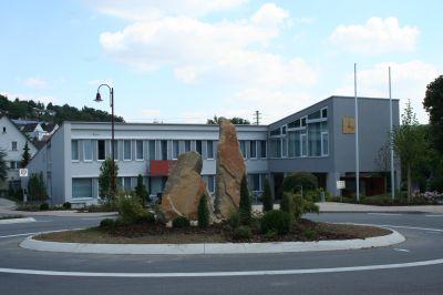 Rathaus Kreisel