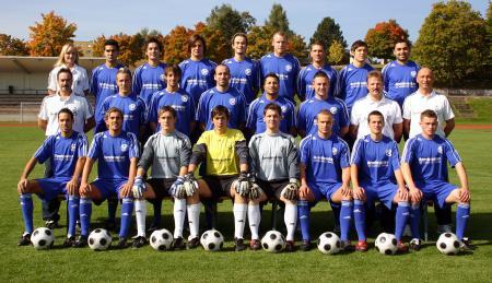 1. Mannschaft 2008-2009