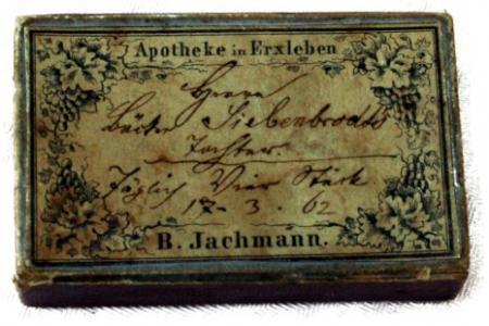 Bernhard August Jachmann