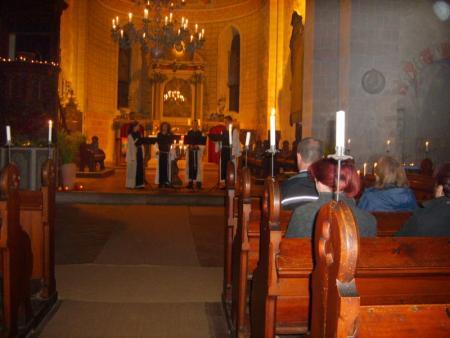 (29) Konzert in der Klosterkirche