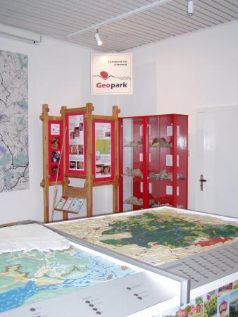 Ständige Ausstellung Geopark