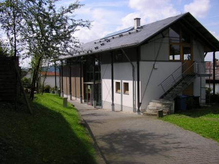 Kirche Vetzberg (vorne)