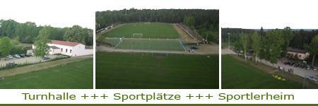 VfB 1912 Hohenleipisch Rasenplätze