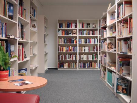 Bibliothek des Amtes Neuhardenberg