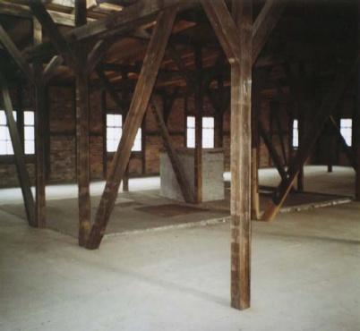 saniertes Obergeschoss der Ziegelei