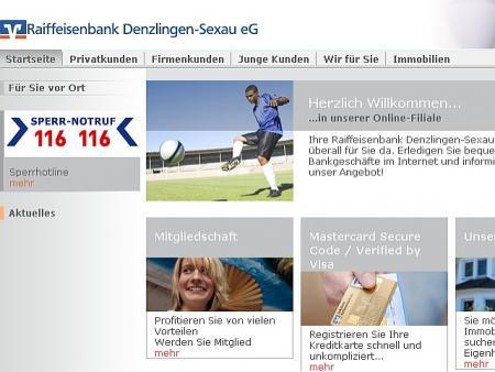 Raiffeisenbank Denzlingen-Sexau eG