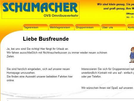 OVS Omnibusverkehr Schumacher