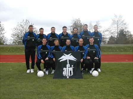 1. Mannschaft Saison 2002-2003