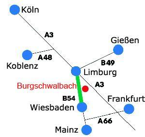 Standort und Region