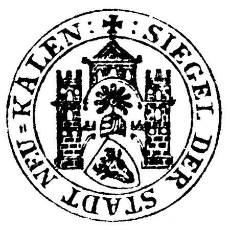 Siegelentwurf 1858