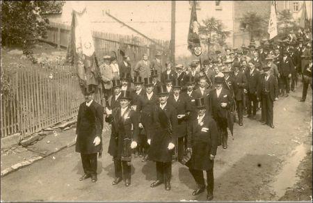 Fahnenweihe 1928