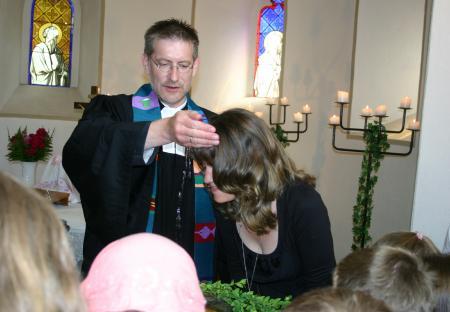 Taufe eines Erwachsenen