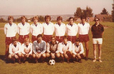 1. Mannschaft 1978-1979 Landesliga