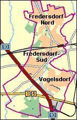 Infrastruktur - Karte