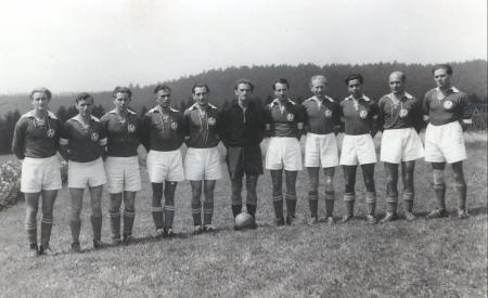 Saison 1949-1950