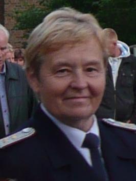 Kameradin Vera Rohrbeck