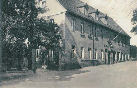 Gasthof im 16. bzw 17. Jahrhundert