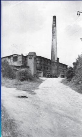 Ziegelei um 1900