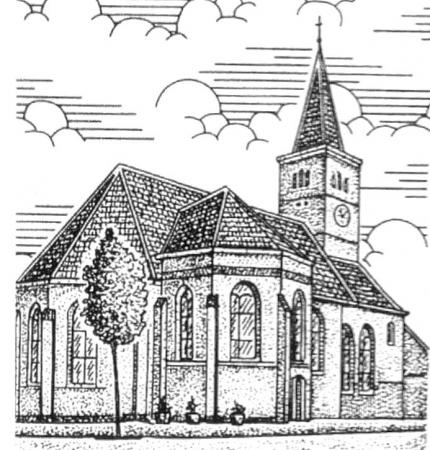 Stadtpfarrkirche Beelitz - vermutl. im 19. Jh.