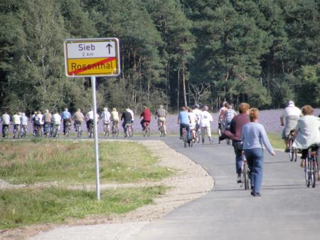 Einweihung Skatestrecke Rosenthal-Sieb-Kemlitz