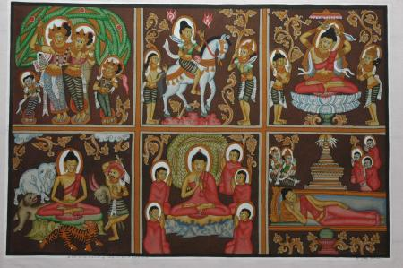 Pagan-Burma Buddhas Leben 1.JPG