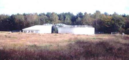 Abwasseranlage, Foto 2002