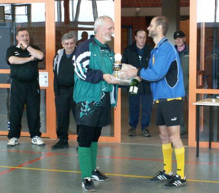 AH Pokalübergabe in Klosterberg 2007