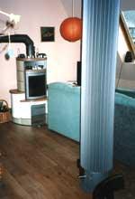 Heizkörper Wohnraum 1