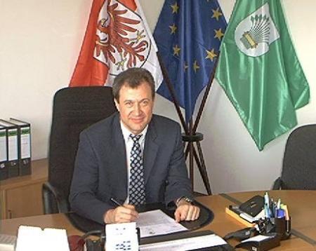 Amtsdirektor Lothar Ebert