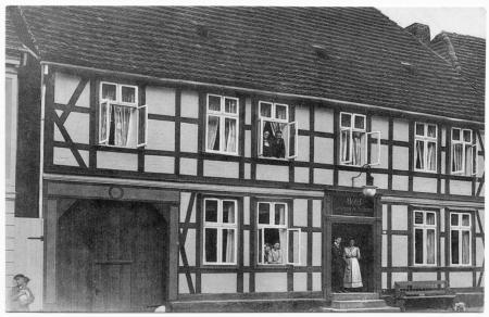 Hotel Behrend 1915